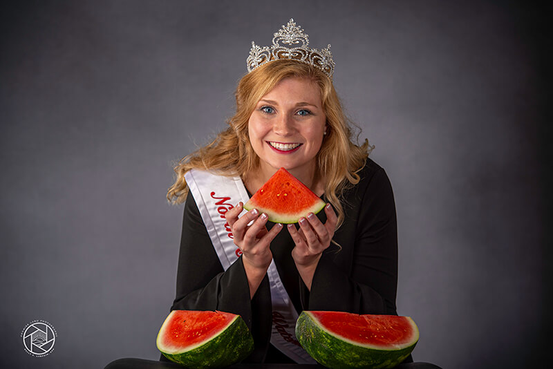 2020 North Carolina Watermelon Queen